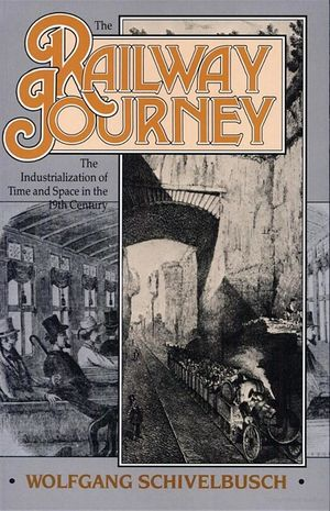 an analysis of the railway journey by wolfgang schivelbusch Like stephen kern's the culture of time and space and wolfgang  schivelbusch's the train journey (both of which i greatly admire), as well.